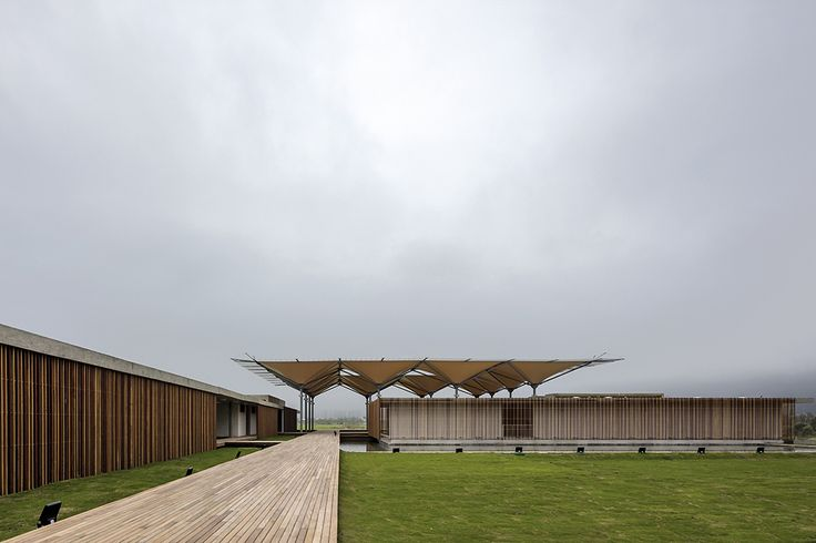 Gallery of Olympic Golf Clubhouse / RUA Arquitetos – 6