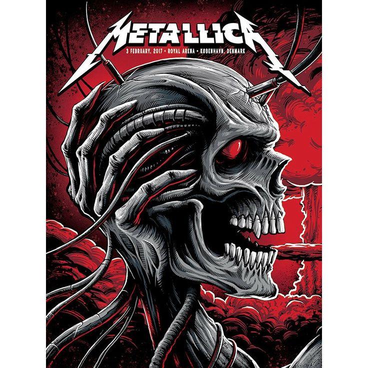 283 Best Images About Metallica T Shirt Logo On Pinterest