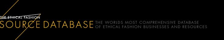 Check out this platform for sustainable fashion and get to know more sustainable fashion bradns