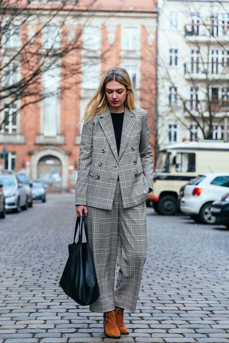 Die Woche nach der Fashion Week ist Gemütlichkeit angesagt. Auf geht's zu einer entspannten Office Gear Numero 4