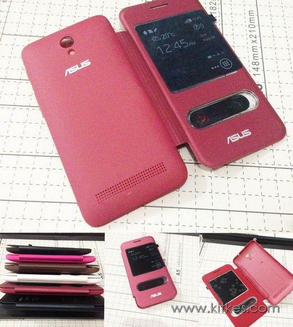 Flip Cover View Case Asus Zenfone 5 Lite - Rp 75.000