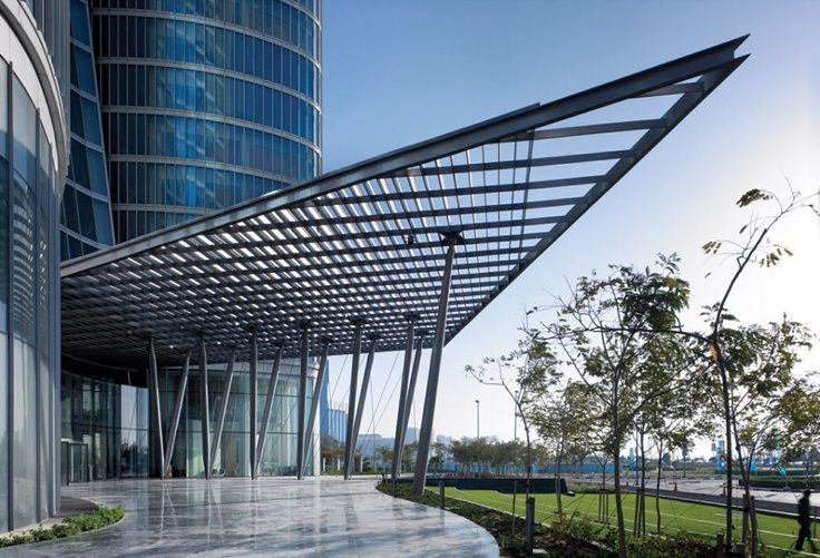 Entry canopy kpf google search building pinterest for Modern building canopy design
