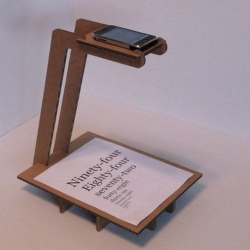 Turn your iPhone into a document scanner