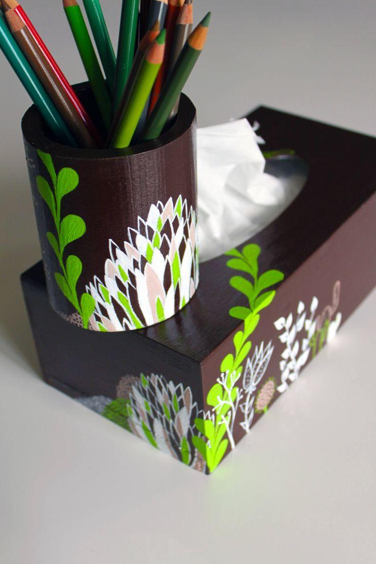 les 25 meilleures id es de la cat gorie bo tes crayons sur pinterest bo tes crayons cole. Black Bedroom Furniture Sets. Home Design Ideas