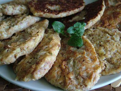 Smak Zdrowia: Placki z kaszy gryczanej i białego sera