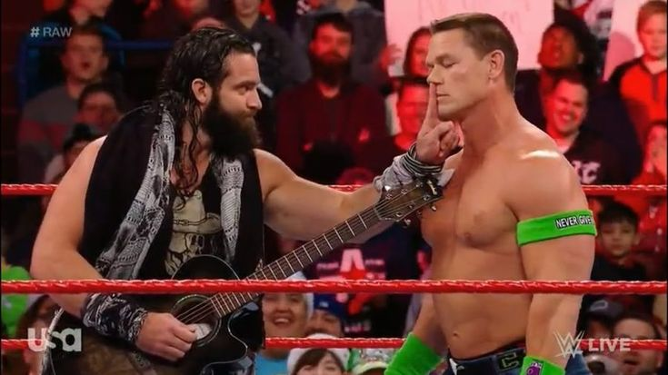 How John Cena is responsible for the Walk With Elias catchphrase