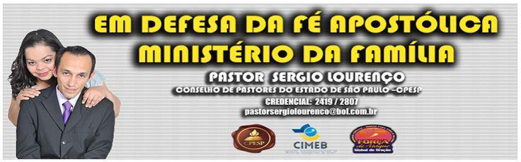 EM DEFESA DA FÉ APOSTÓLICA: SATANÁS QUER INFLUENCIAR VOCÊ E A IGREJA DE CRISTO...