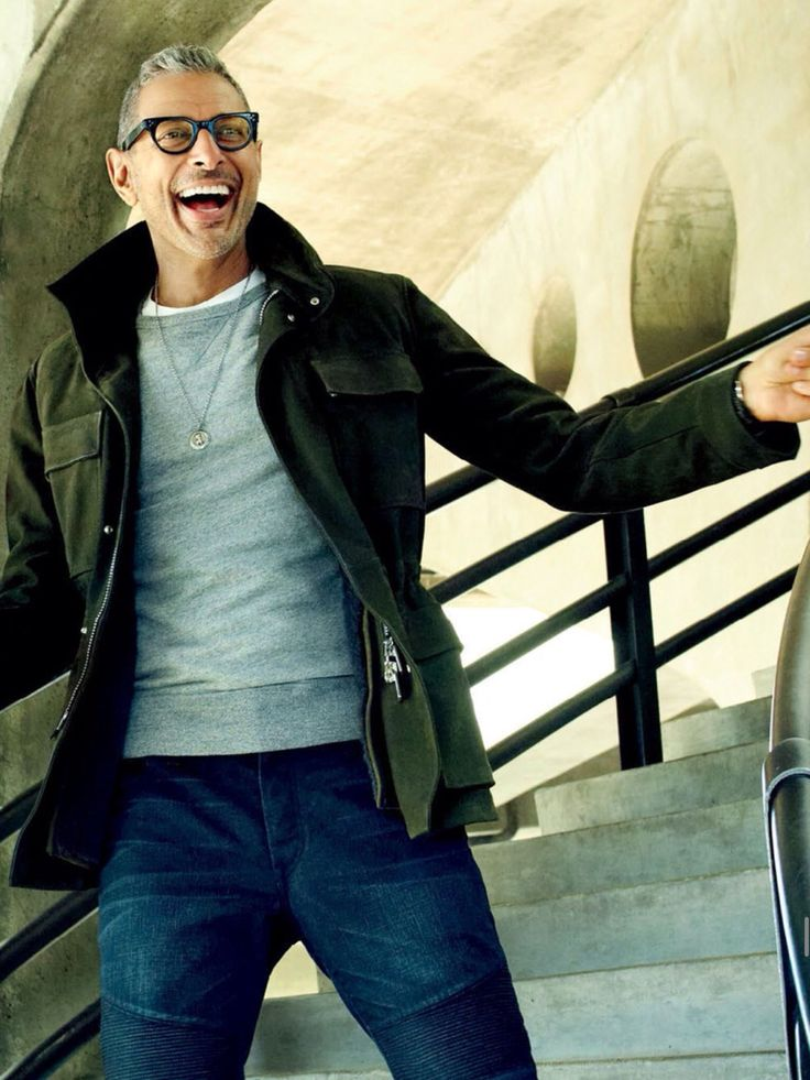 Jeff Goldblum for GQ