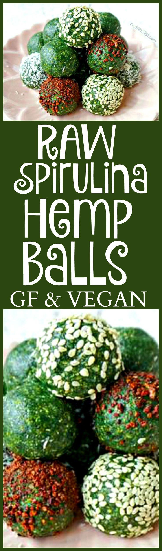 http://www.furtherfood.com/recipe/raw-spirulina-hemp-balls-vegan-gluten-free/