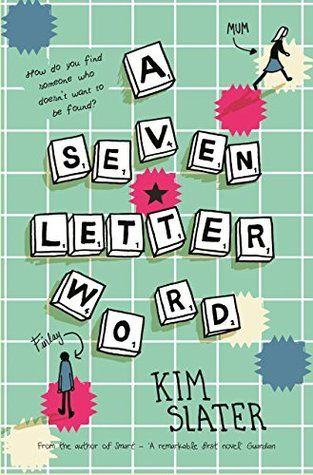 Check out my blog at... http://southwelllibrary.blogspot.co.nz/2016/07/a-seven-letter-word-by-kim-slater.html