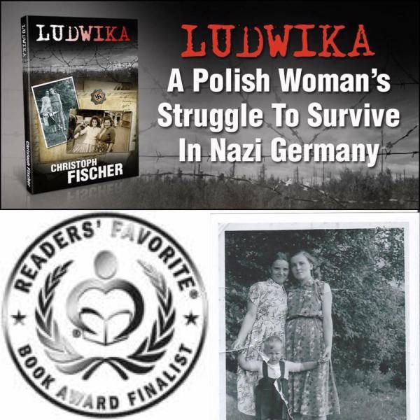 I've decided to take advantage of my KDP Select arragement for Ludwika and share her story for a limited time for free. We're still hoping to connect with more of her relatives in Polan…