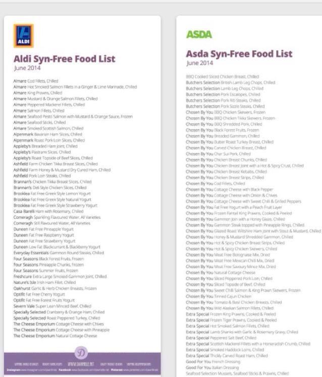 ASDA Food - Katy Beach - YouTube