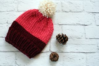 Free pattern with super bulky yarn (lion brand wool-ease thick and quick, for example)