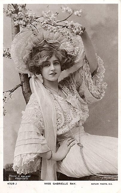 ~Edwardian Beauty~