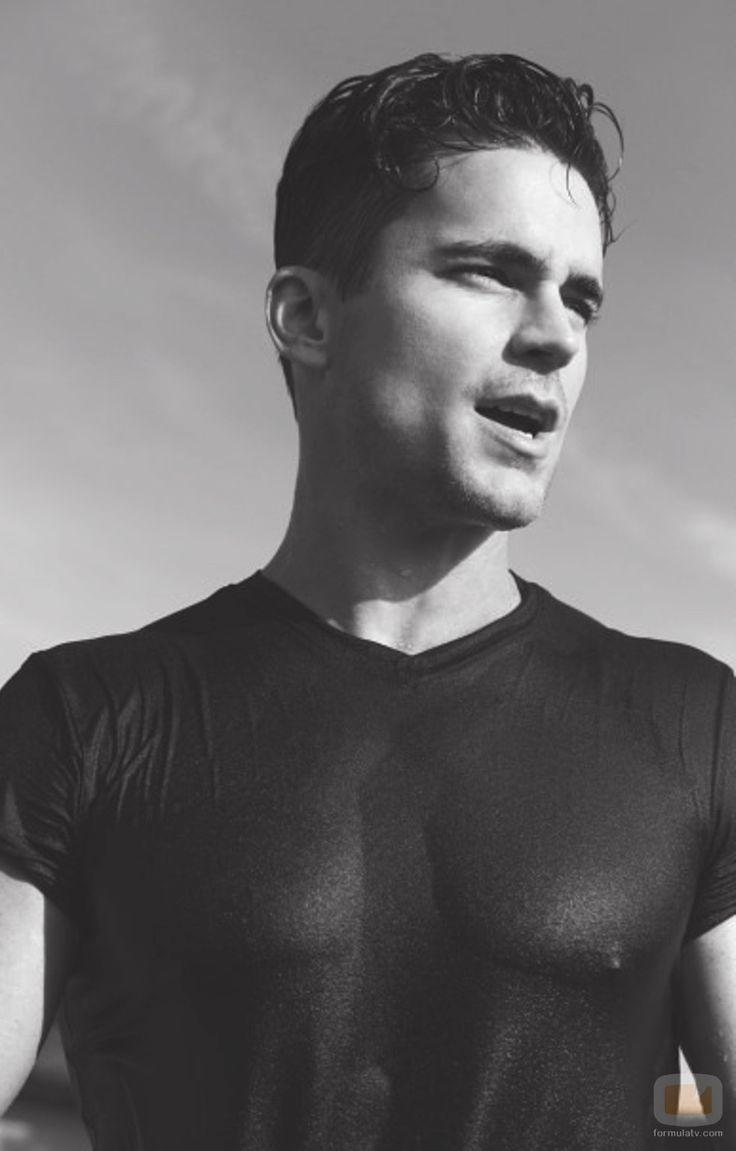 Matt Bomer posa para el primer número del 2016 de Men's Fitness