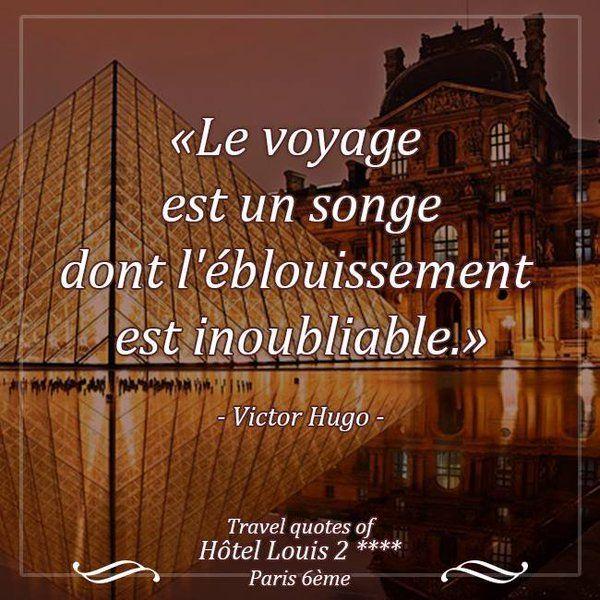 En cette journée de commémoration nationale, nous vous souhaitons une belle journée dans la capitale de #France ! #Paris #Travel #Quote #Voyage #Hotel