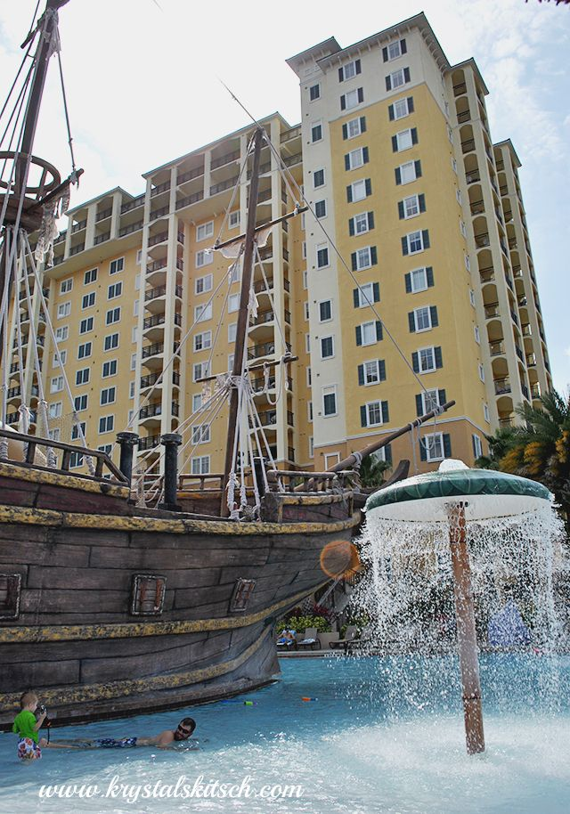 Lake Buena Vista Spa and Resort Orlando a review from @krystalsb