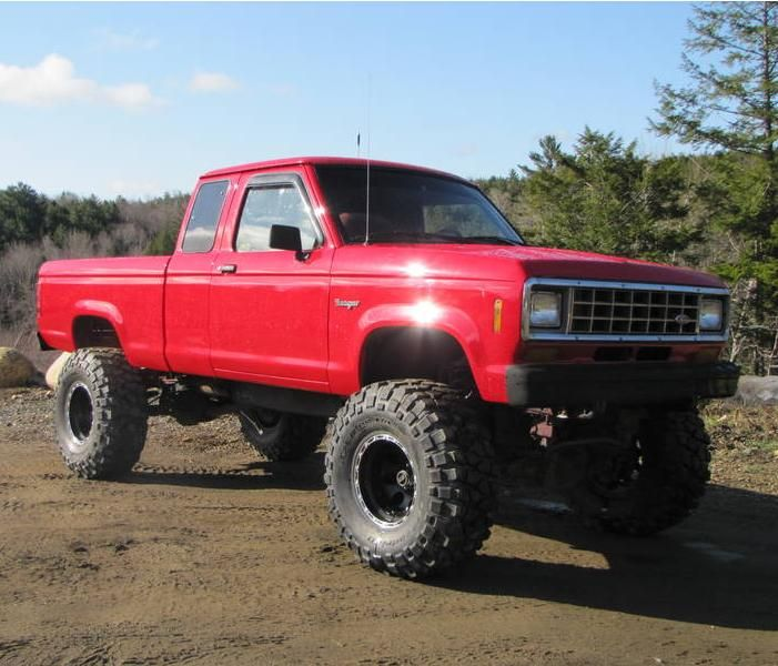 88 ranger 5 inch lift | jacked88 s 1988 ford ranger super cab jacked 88 ranger