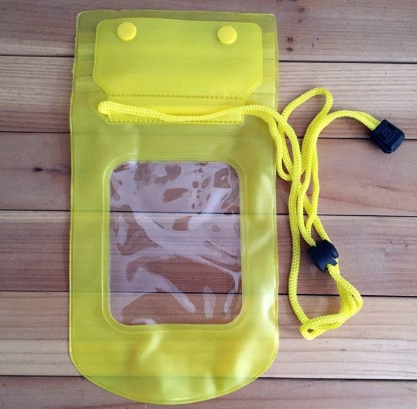 Hot Sale Mobile Phone Waterproof Bag Case Cover Underwater for Touch Water proof Mobile Phone Accessories & Parts Free Shipping