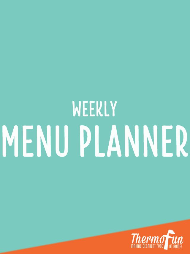 thermomix-free-weekly-menu-planner