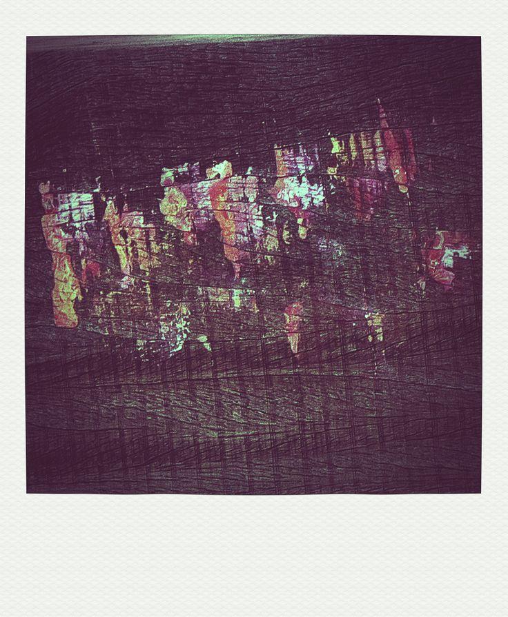 Retouch - Shot: Flavia Ruggeri  Polaroid