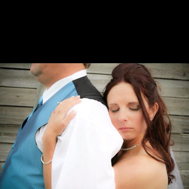 This is one of the most beautiful brides I've ever worked with!