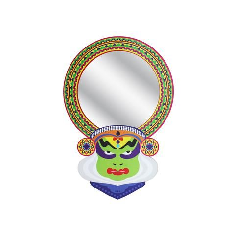 Kathakali Mirror