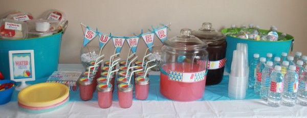 Como planejar a festa na piscina perfeita   – Pool Party | Pool Party Ideas | Pool Party Decorations