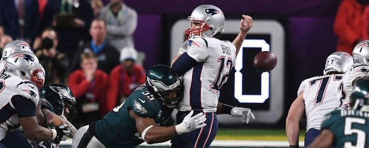 MINNEAPOLIS — Nick Foles threw the go-ahead 5-yard touchdown pass to Zach Ertz with 2:21 to go and the Philadelphia Eagles won their first Super Bowl by outscoring Tom Brady and the New England Patriots 41-33 on Sunday night. The most prolific playoff game in terms of combined yardage in NFL history was then decided …