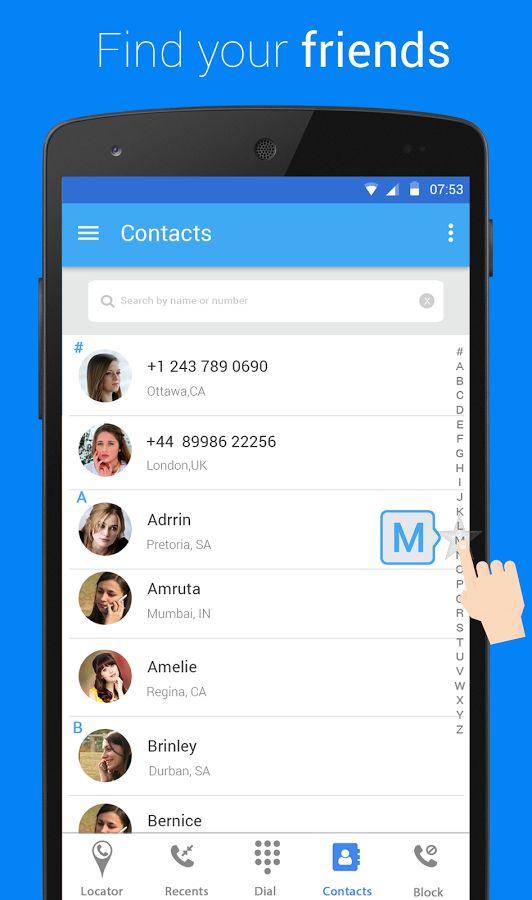 Call Blocker - Caller ID Free- screenshot