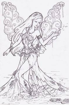 550 best Fantasy Coloring pictures images on Pinterest Coloring