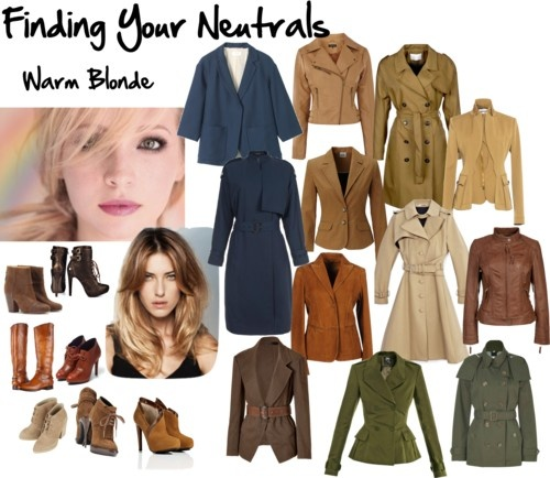 What's Your Best Neutral – Blonde Hair