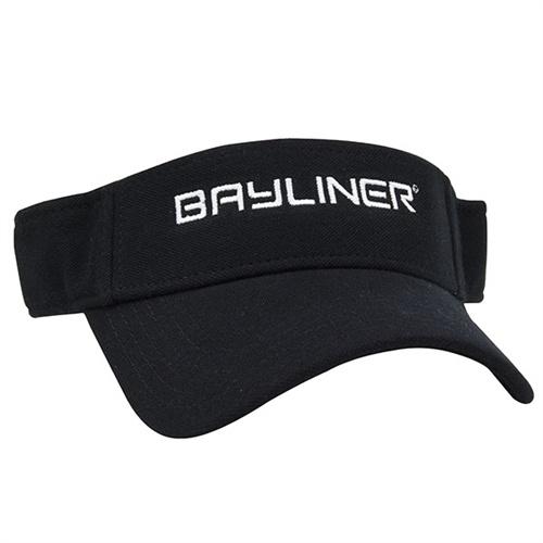 Sport Visor - Black #bayliner