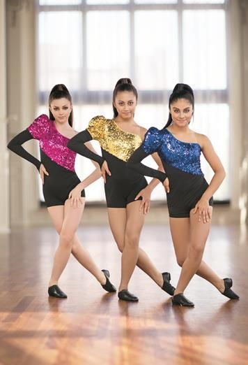 Light up the stage in 7 ULTRA SPARKLE styles in 6 vibrant colors.