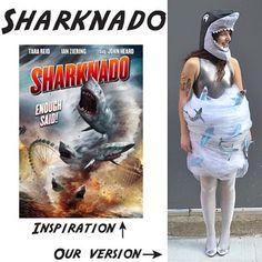 Sharknado costume
