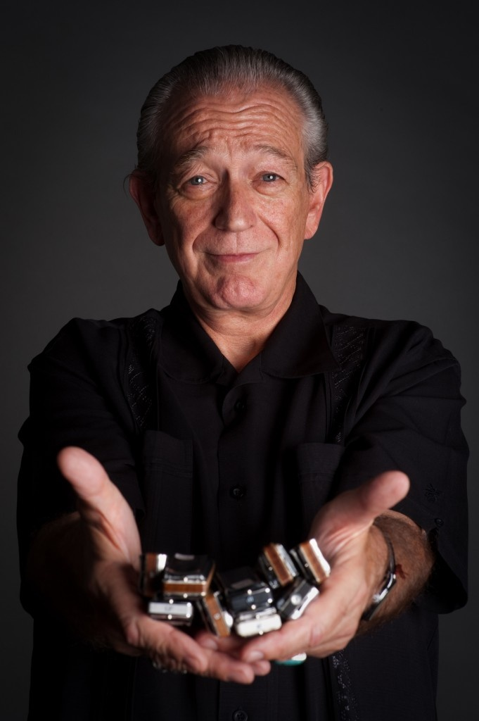 Mississippi's Charlie.Musselwhite.harmonicas