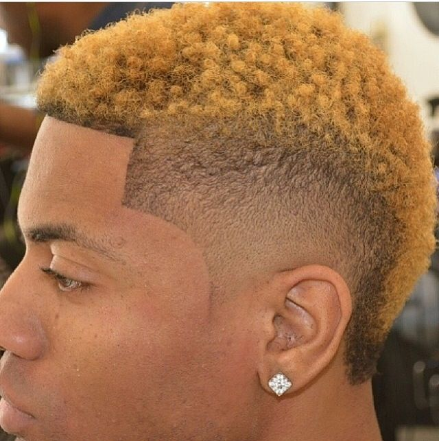 Blonde South Of France Black Men Haircuts Pinterest