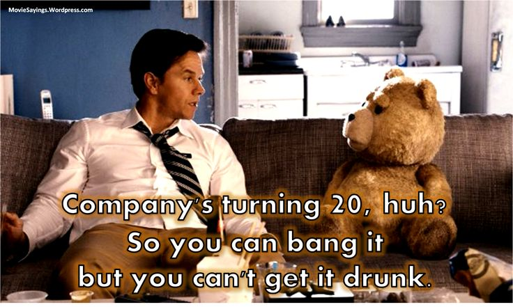 Funny Movie Quotes: ... Of Funny Pictures Ted Movie