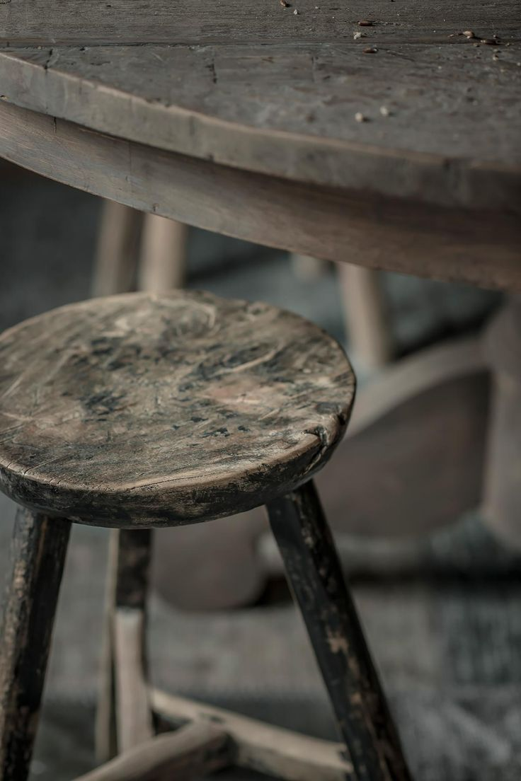 hoffz krukje oud hout | www.twoonhuis.nl