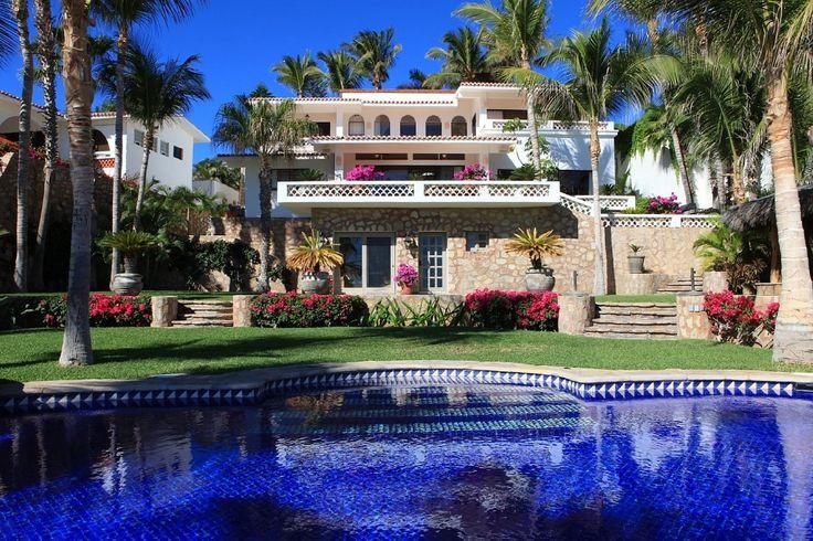 Villa Pacifica -- Palmilla Palmilla #LuxuryTravel www.lujure.ca