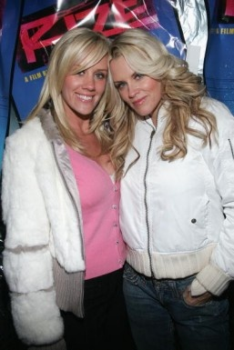 Jenny and Amy Mccarthy