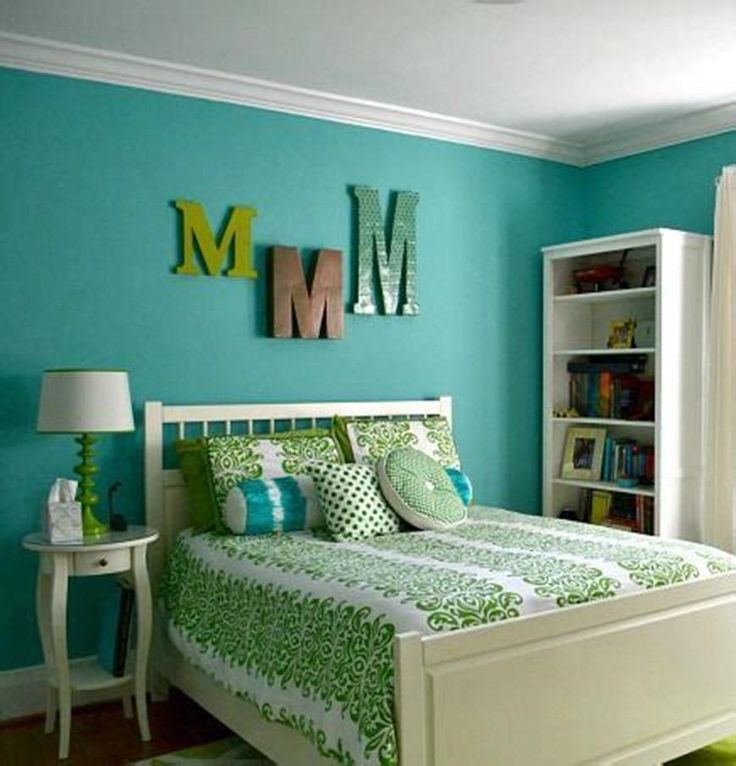 50+ Most Popular Bedroom Paint Color Combination For Kids