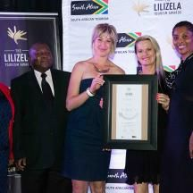 "Thaba Tshwene Game Lodge: Finalists in the Provincial 2014 Liizela Tourism Awards - ""Best Accommodation in North West"""
