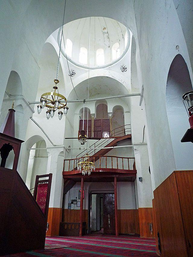 Inside EskiImaret Mosque - Eski Imaret Mosque - Wikipedia, the free encyclopedia