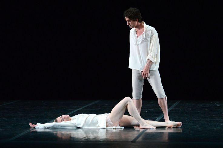 Eleonora Abbagnato e le Stelle dell'Opéra di Parigi (Ph. Roberto Ricci)