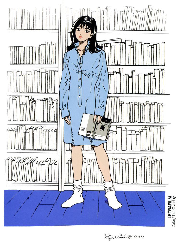 (15) hisashi eguchi   Tumblr