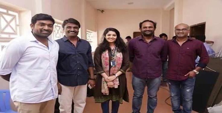 Vijay Sethupathi To Do Romance With Rithika SIngh   Latest Kollywood News