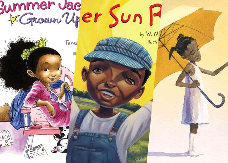 Characters of Color: 7 Must-Read Picture Books Featuring African-American Characters