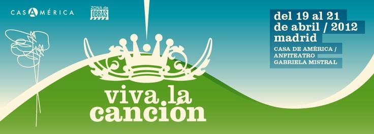 Festival VIVA LA CANCIÓN 2012