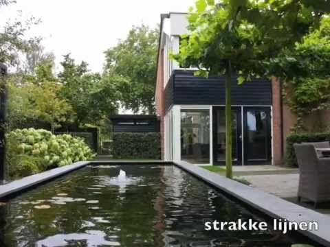 Metamorfose moderne tuin Zwijndrecht